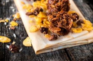 Schoko-Crisps - Last Minute Geschenk aus der Küche