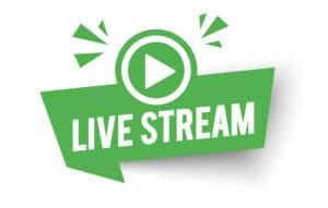 Livestream mit Chat